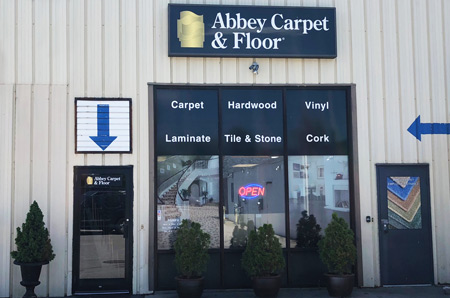 Abbey Carpet and Floor StoreFront